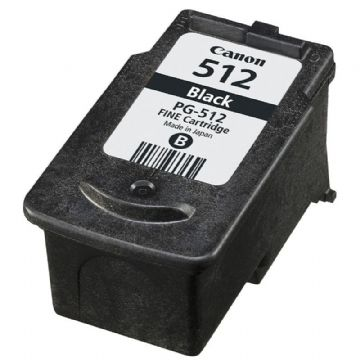 Refurbished High Capacity Black Canon PG-512 Ink Cartridge - (2969B001AA)
